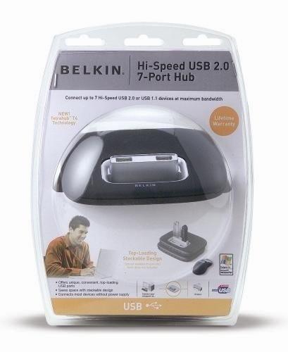 BELKIN USB2.0 7Port hub(F5U237)