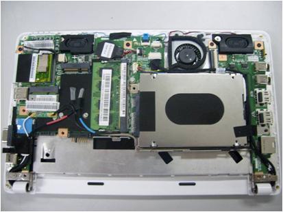 lenovo IdeaPad™ S10-3s 拆装介绍