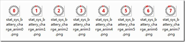 Desire HD ROM信号、电量等图标更换教程