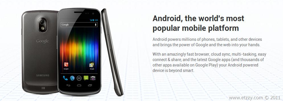 Google Galaxy Nexus i9250 recovery root update4.04