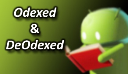 Android平台的Odexed与Deodexed