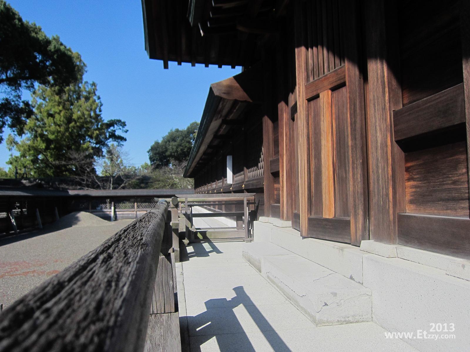 日本熊本县八代古城