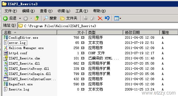 wordpress iis6 静态化