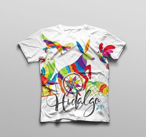充满欢乐的Hidalgo State Fair品牌视觉设计