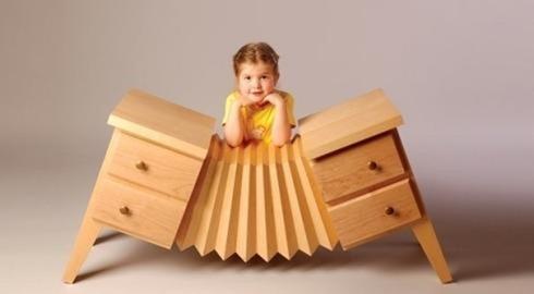 造型狠淘气的家具