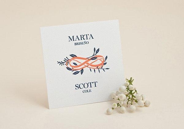 墨西哥Marta & Scott婚礼设计