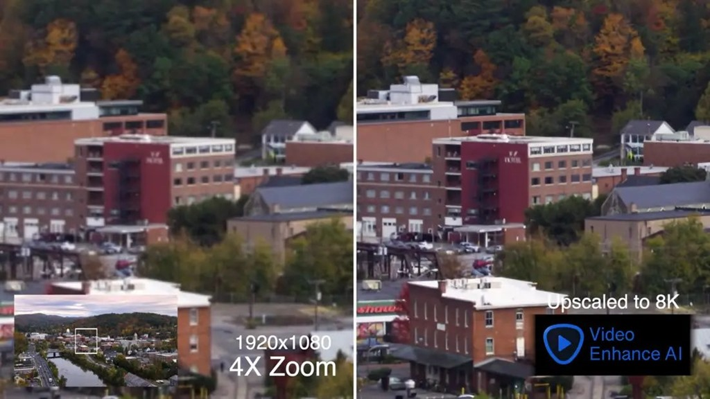Topaz Video Enhance AI无损视频放大器